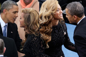 Francuskie media: Obama i Beyonce MAJĄ ROMANS!