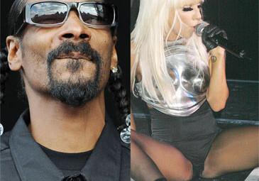 Snoop: &quot;GaGa może mieć <b>w</b> cipce ukrytego węża!&quot;