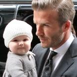 Córka Beckhamów na... Tygodniu Mody!
